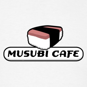 Musubi Cafe Tanks - Men's T-Shirt