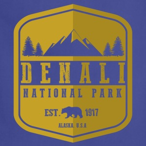 Denali National Park T-Shirts - Adjustable Apron