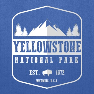 Yellowstone National Park Hoodies - Tote Bag