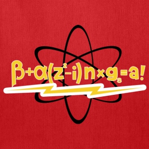 BAZINGA Big Bang Theory - Tote Bag