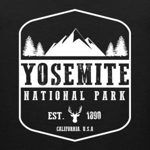Yosemite National Park T-Shirts - Men's Premium Tank
