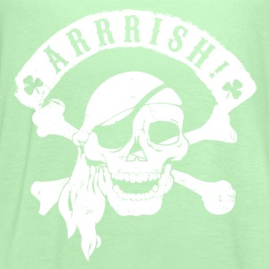 Irish Pirates Hoodies - Women's Flowy Tank Top by Bella