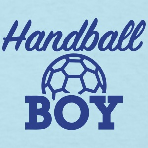 Handball Baby Bodysuits - Men's T-Shirt