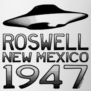 Roswell UFO 1947 Tank Tops - Coffee/Tea Mug