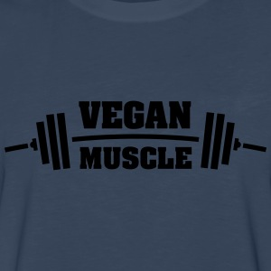 Vegan Muscle Tank Tops - Men's Premium Long Sleeve T-Shirt