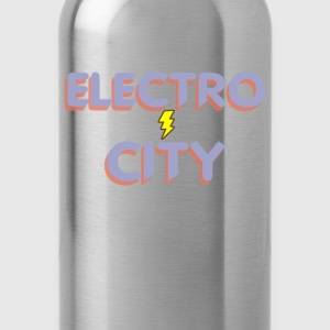 Electro City - Water Bottle