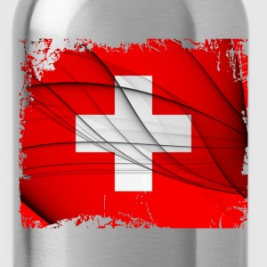Switzerland Flag - Water Bottle