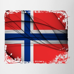 Norway Flag - Coffee/Tea Mug