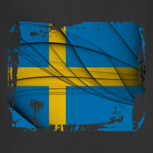 Sweden Flag - Adjustable Apron