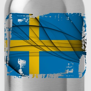 Sweden Flag - Water Bottle