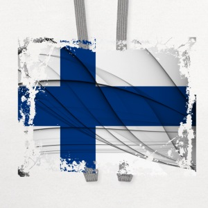 Suomi Flag - Contrast Hoodie