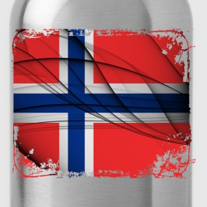 Norway Flag - Water Bottle