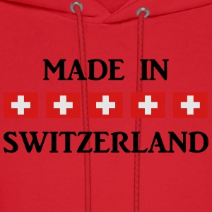MADE IN SWITZERLAND Women's T-Shirts - Men's Hoodie