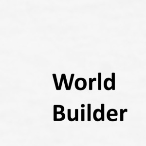 World Builder - Men's T-Shirt