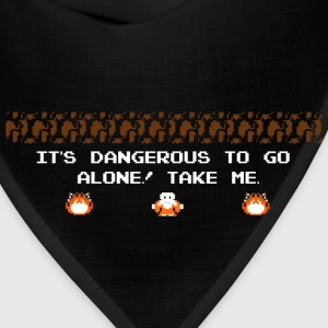 It's dangerous to go alone ! Take me... - Bandana