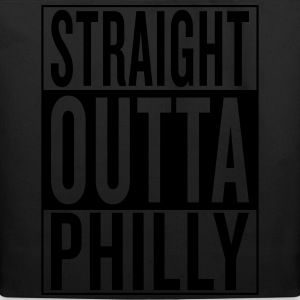 straight outta Philly T-Shirts - Eco-Friendly Cotton Tote
