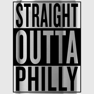 straight outta Philly T-Shirts - Water Bottle