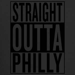 straight outta Philly T-Shirts - Trucker Cap