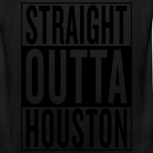 straight outta Houston Women's T-Shirts - Men's Premium Tank