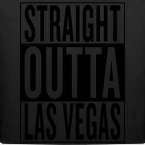 straight outta Las Vegas T-Shirts - Eco-Friendly Cotton Tote