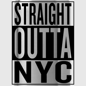 straight outta NYC T-Shirts - Water Bottle