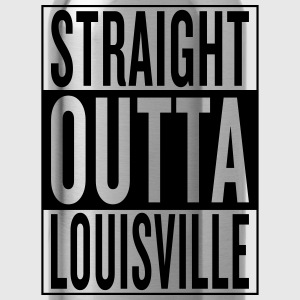 straight outta Louisville T-Shirts - Water Bottle