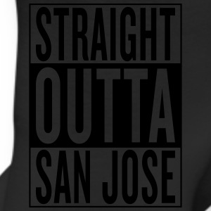 straight outta San Jose T-Shirts - Leggings