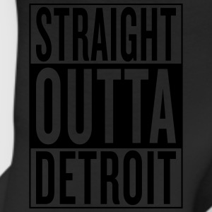 straight outta Detroit T-Shirts - Leggings