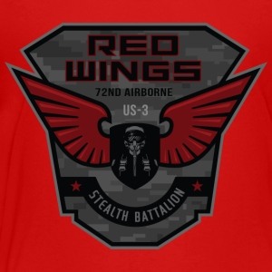 Red Wings - Toddler Premium T-Shirt