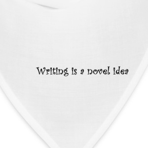 Writing Is - Bandana