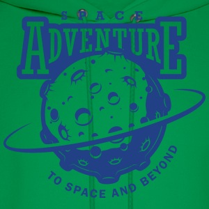 Space Adventure - Men's Hoodie