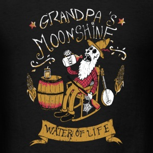 grandpa Tanks - Men's T-Shirt