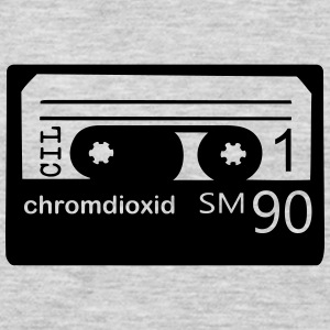 Audio Cassette T-Shirts - Men's Premium Long Sleeve T-Shirt