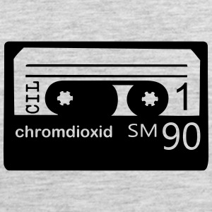 Audio Cassette T-Shirts - Men's Premium Tank