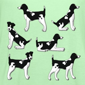 smooth fox terrier T-Shirts - Women's Flowy Tank Top by Bella
