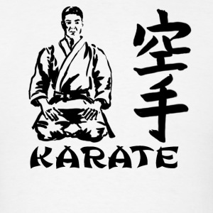 karate Tank Tops - Men's T-Shirt