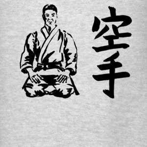 karate Hoodies - Men's T-Shirt