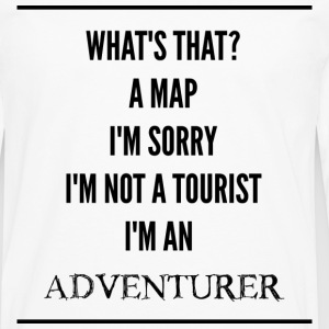 Adventurer - Men's Premium Long Sleeve T-Shirt