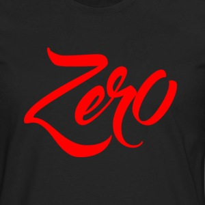Zer0 Women's T-Shirts - Men's Premium Long Sleeve T-Shirt