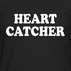 Heart Catcher T-Shirts - Men's Premium Long Sleeve T-Shirt