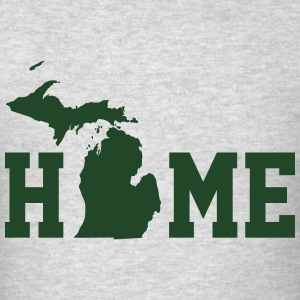 HOME - MI Hoodies - Men's T-Shirt