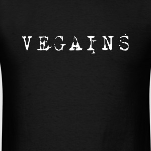 Vegains Gym Tank Top - Men's T-Shirt
