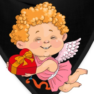 valentines day cupid angel 64 - Bandana