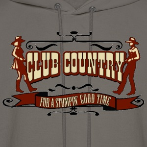 Club Country - Men's Hoodie