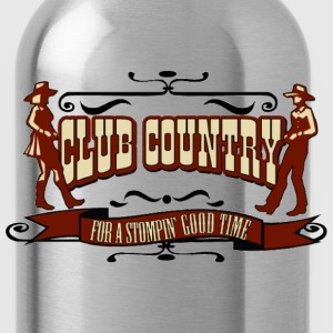 Club Country - Water Bottle