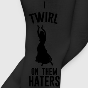 SHORT SLEEVE TWIRL - #BEYONCE - Leggings