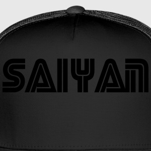 saiyan gamer - Trucker Cap