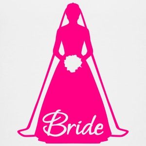 Bride Kids' Shirts - Toddler Premium T-Shirt