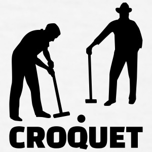 Croquet Mugs & Drinkware - Men's T-Shirt