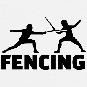 Fencing Mugs & Drinkware - Men's Premium T-Shirt